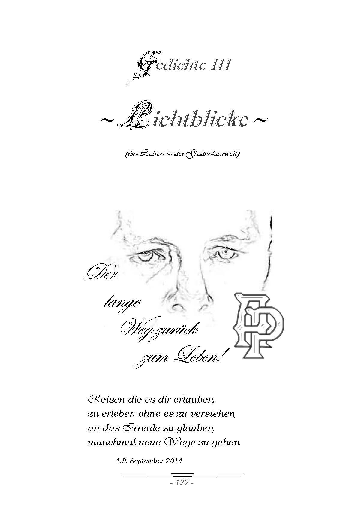 Perina Xylodulat Leseprobe Lichtblicke